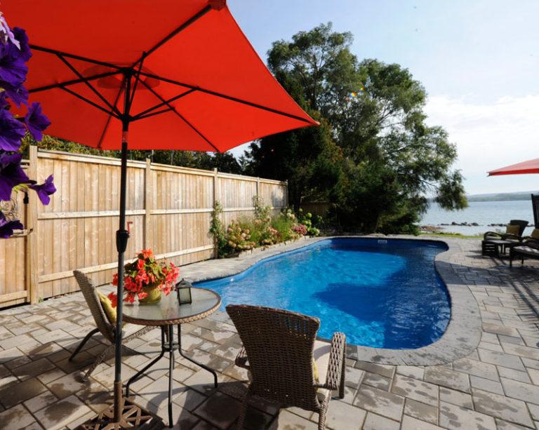 Fiberglass Pool National Pools & Spas New Jersey