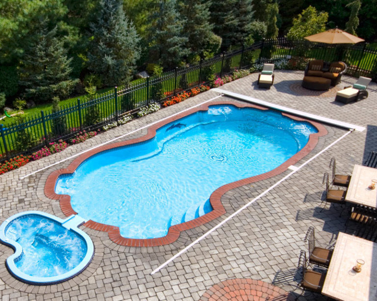retractable pool cover in New Jersey