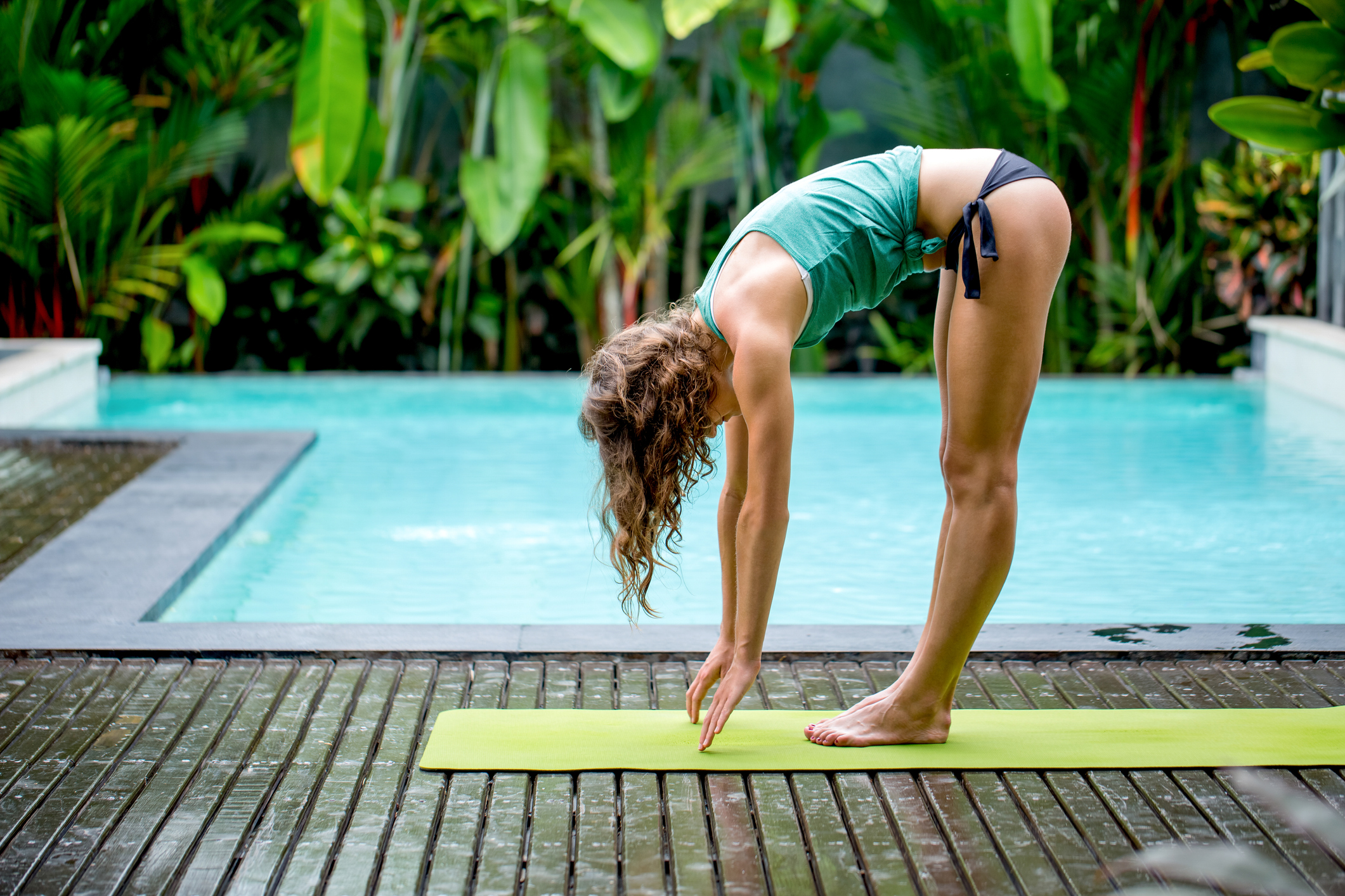 yoga pool National Pools New Jersey