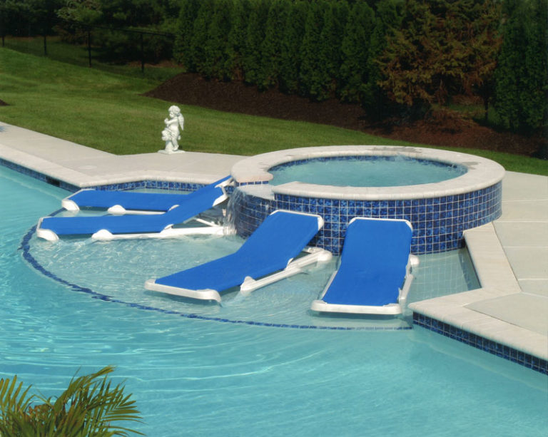 pool chair National Pools & Spas New Jersey