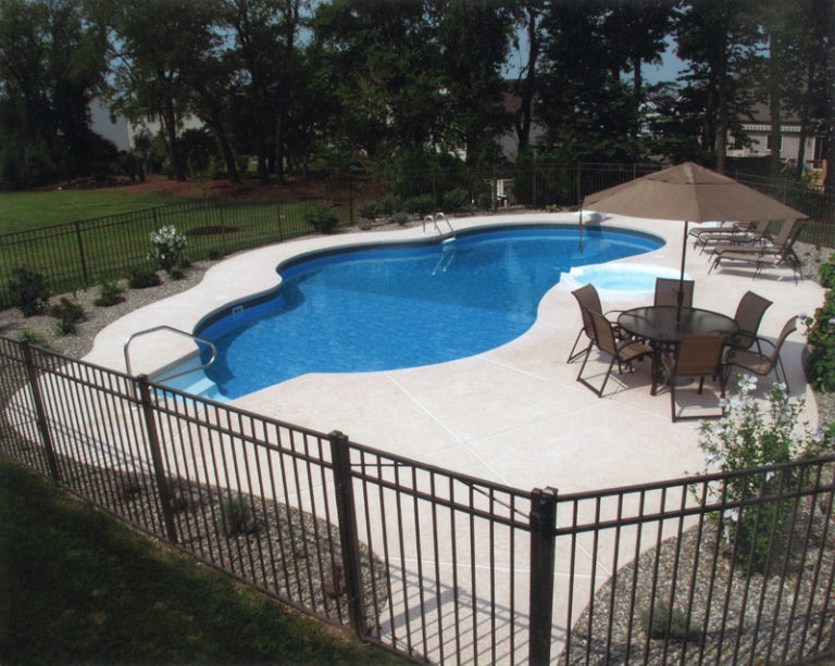 Pool National Pools & Spas New Jersey