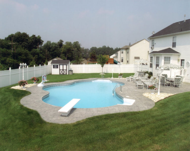 vinyl pool diving board in New Jersey