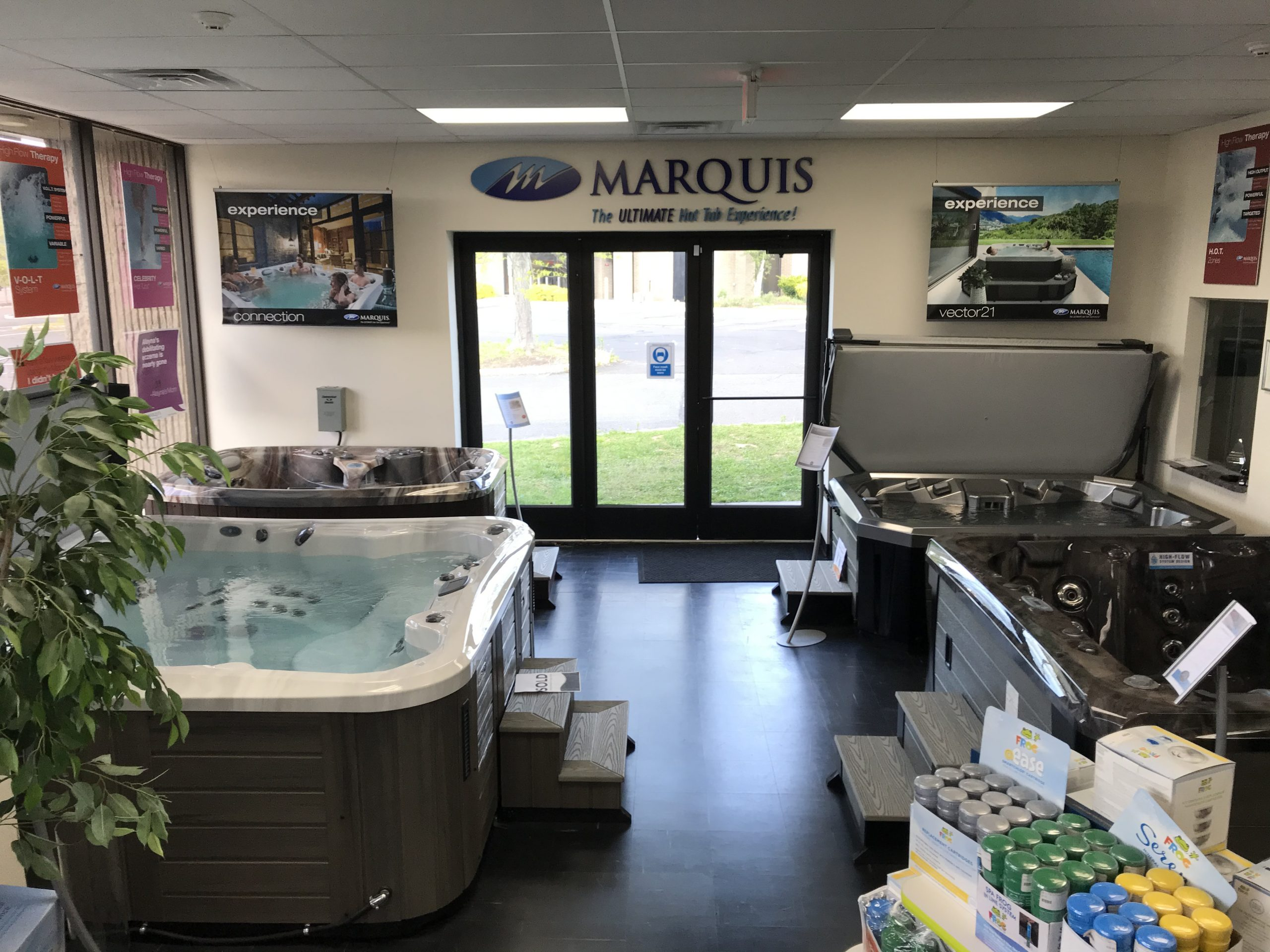 Hot Tub Store in Lawrenceville
