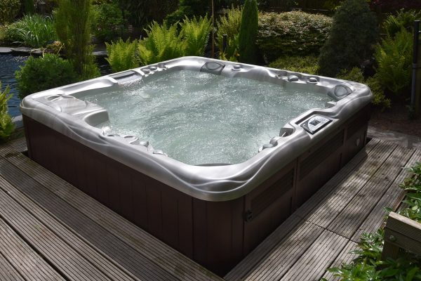 Sundance Spas installation in New Jersey