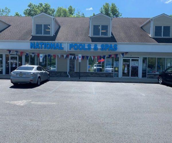 National Pools & Spas in Robbinsville